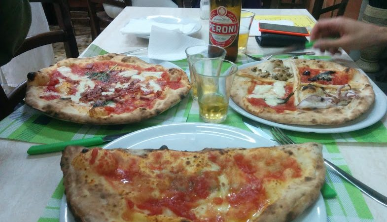 Pizzas Naples - Voyage à Naples - En moins de deux