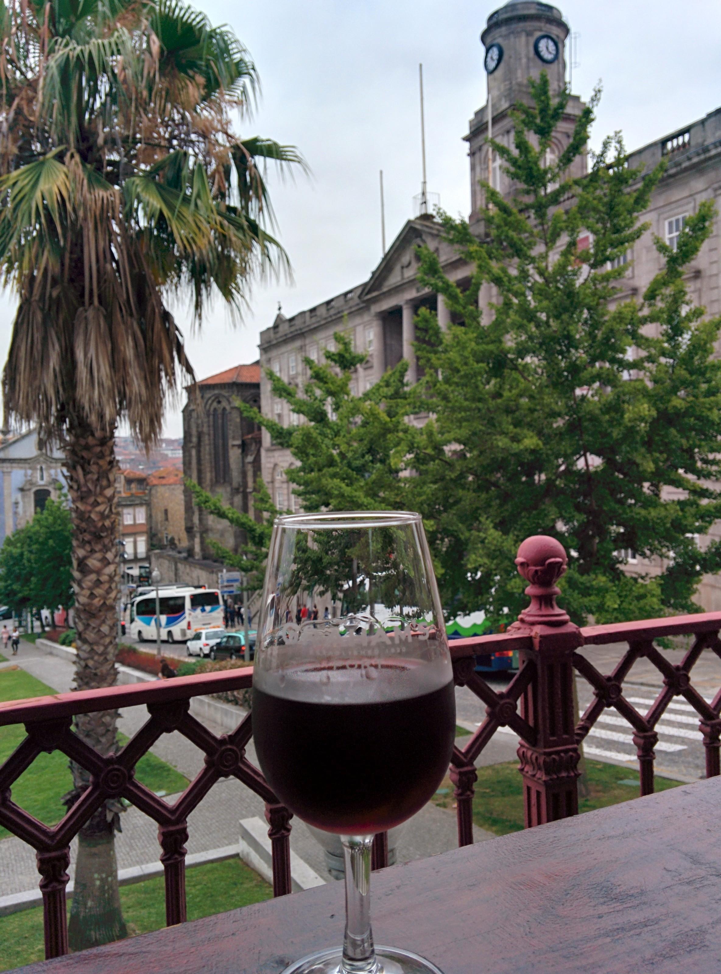 Boire du Portor à Porto - En moins de deux