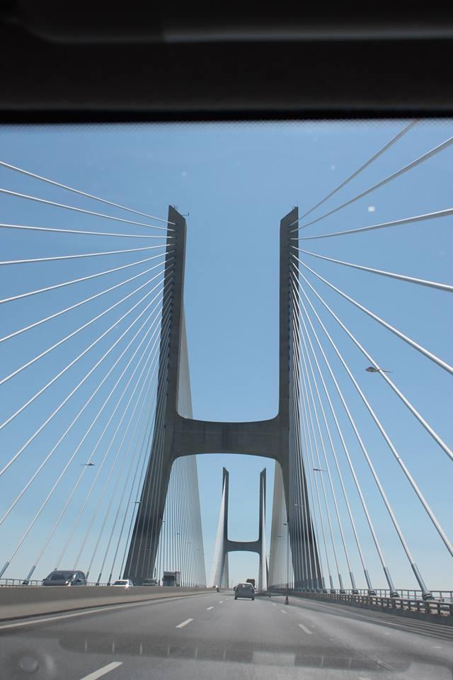 Pont Vasco de gama - en moins de deux