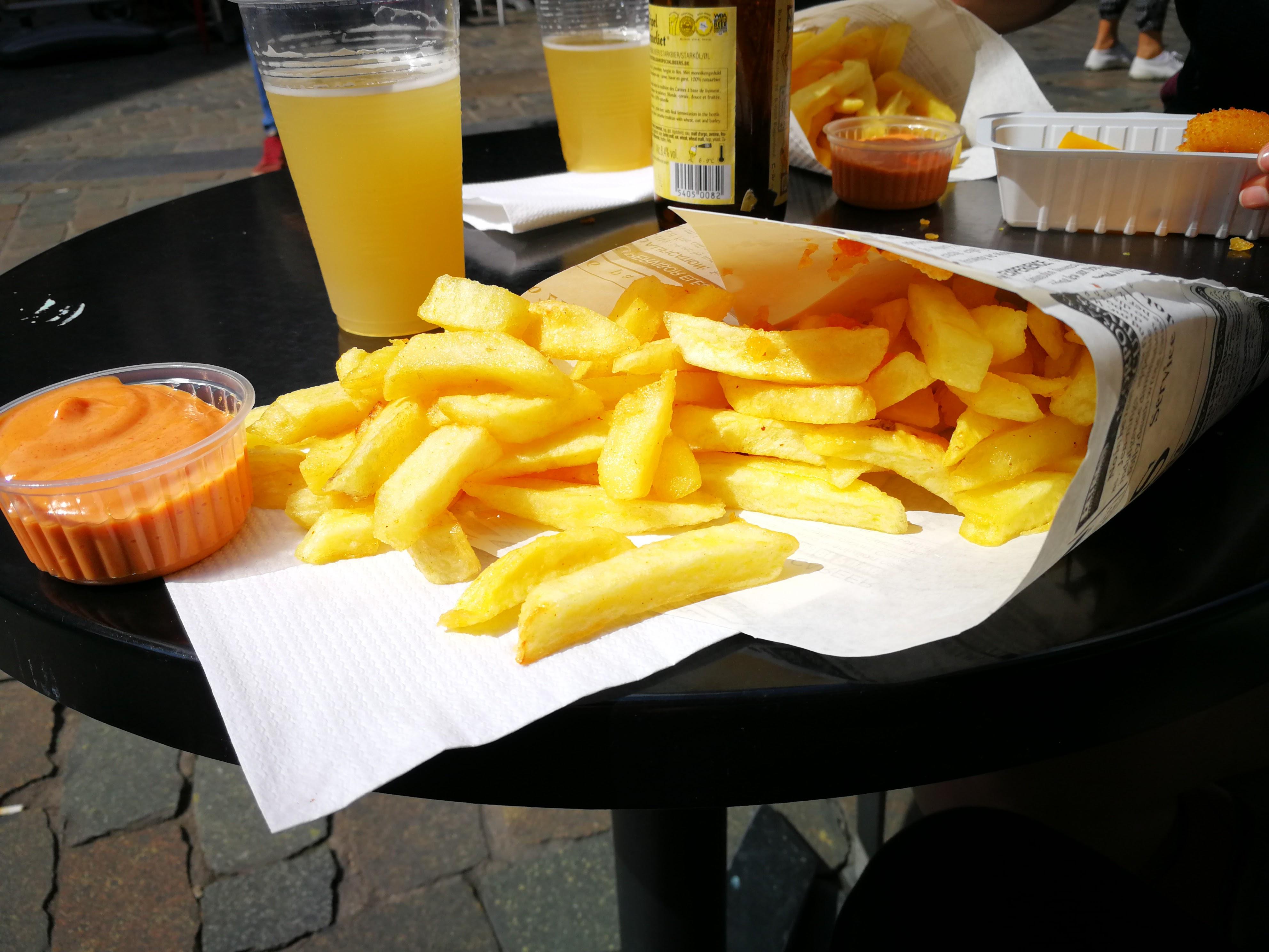 Café Georgette - Friterie Bruxelles
