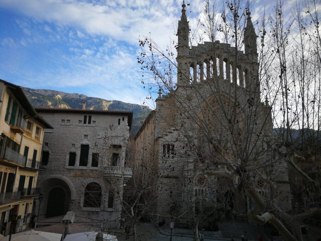 Vue Hôtel La Vila - Soller - Majorque