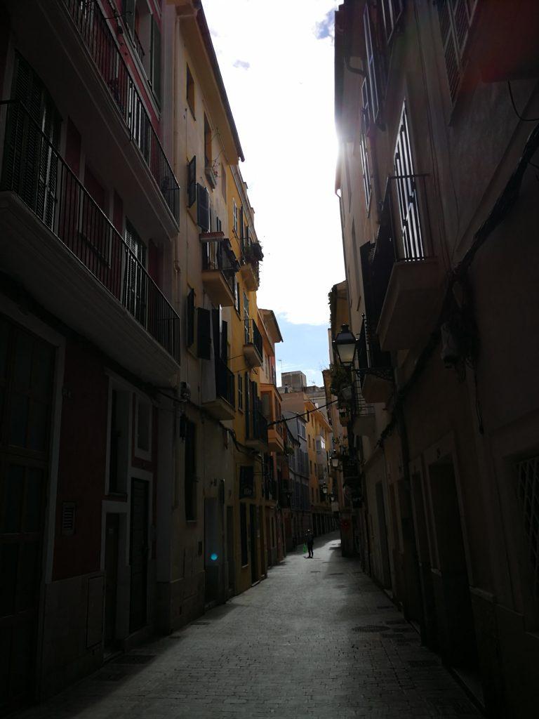 Ruelles Palma de Majorque - En moins de deux