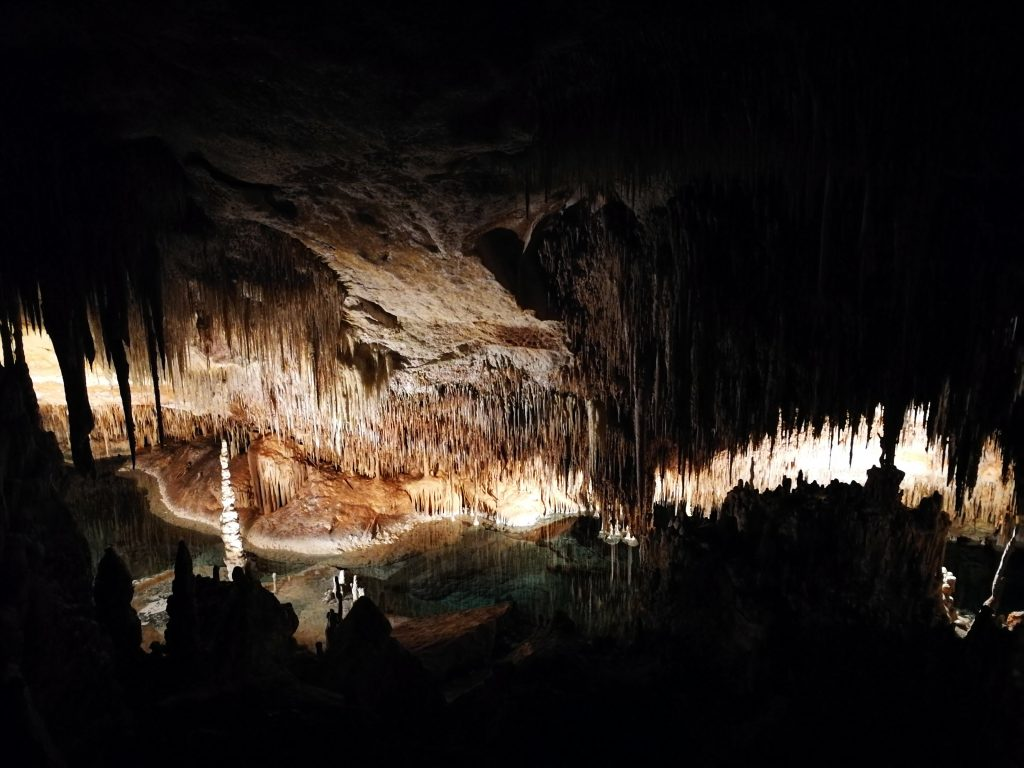 Coves del Drac - Grottes de Drach - Majorque - En moins de deux