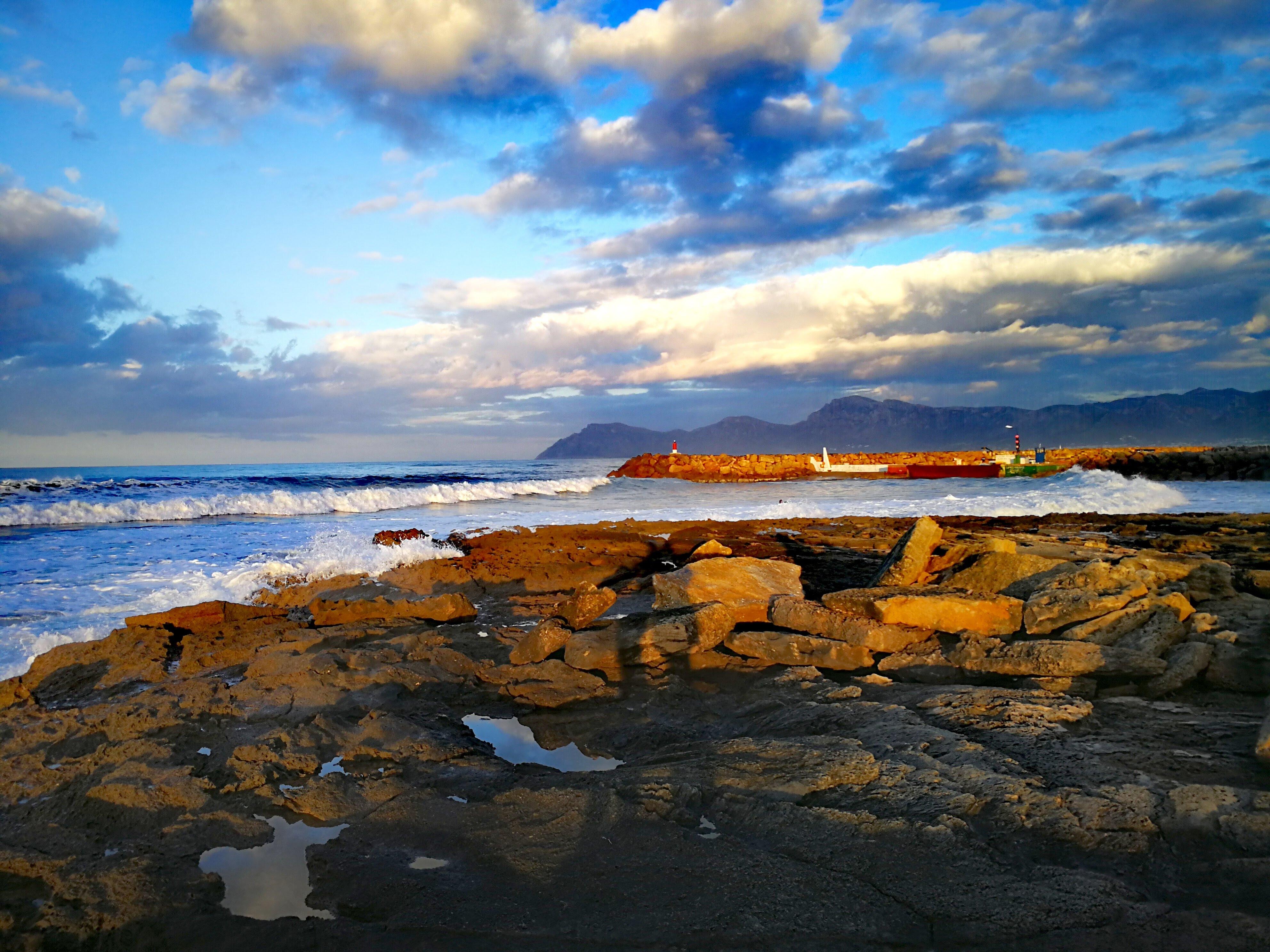 Son Serra de Marina - Coucher de soleil - Majorque - En moins de deux