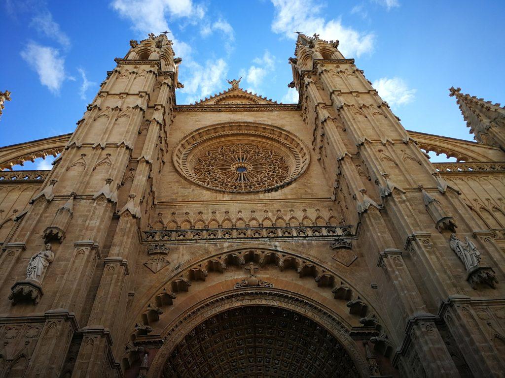 Cathédrale Palma de Majorque - En moins de deux