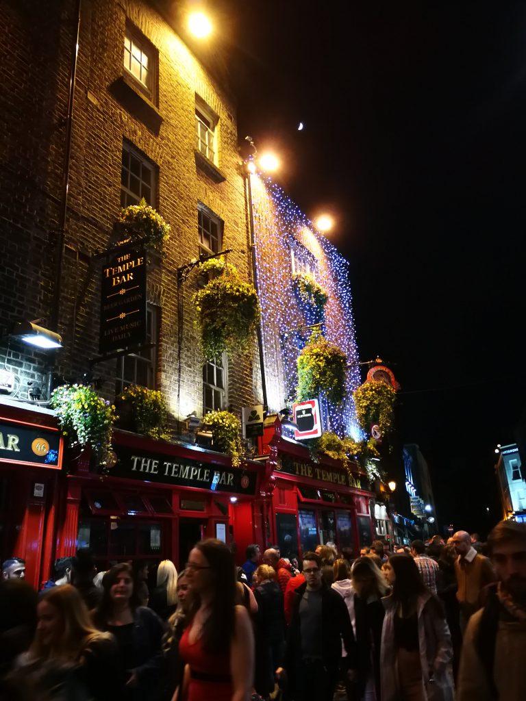 Temple Bar Dublin - En moins de deux