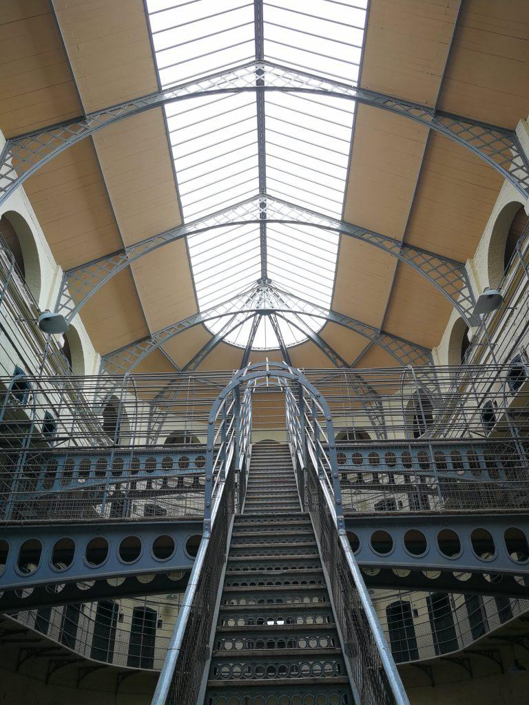 La Kilmainham Gaol - Prison Dublin - En moins de deux