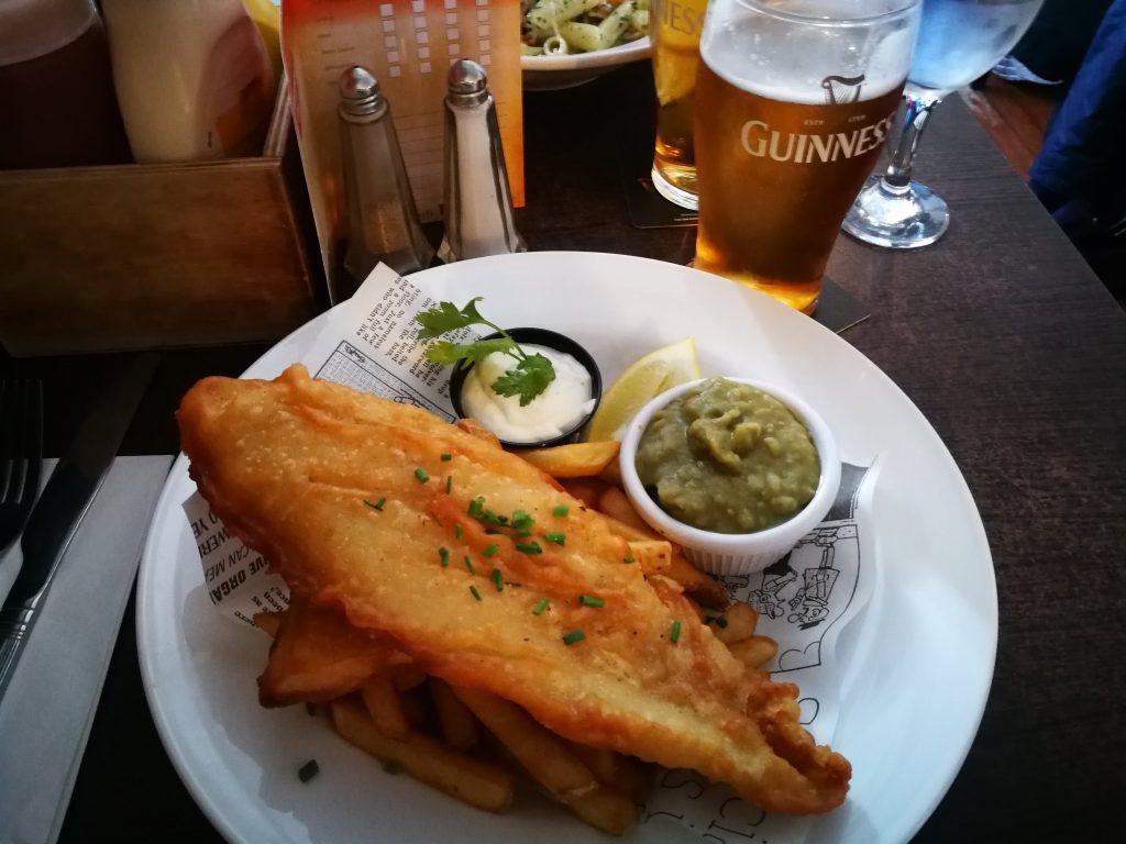 Quays - Dublin - En moins de deux