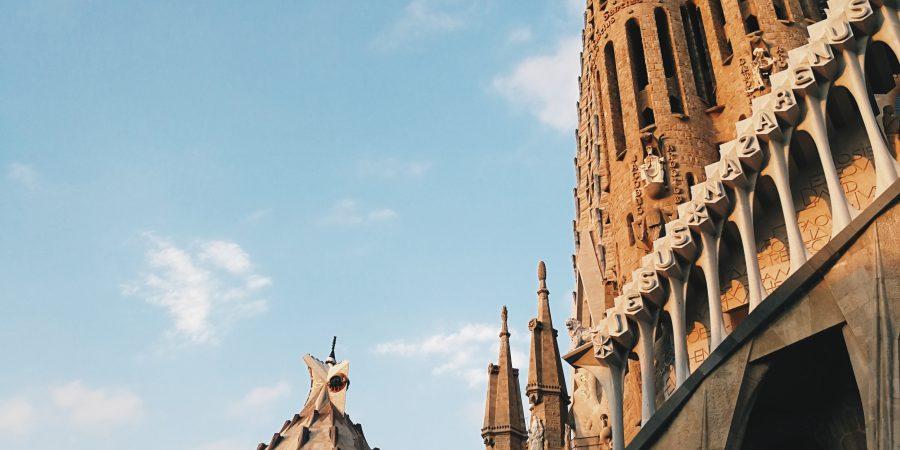 Sagrada Familia - Barcelone - En moins de deux